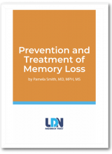 Prevention and Treatment of Memory Loss By Dr Pamela Smith